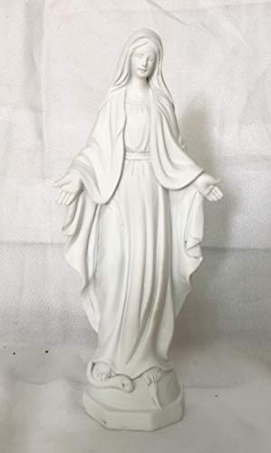 Katerina Prestige re0314Virgen Miraculeuse Blanca 15cms