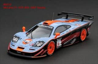 1/43 McLaren F1 GTR No3 1997 Suzuka Gulf P.Raphanel J.Gounon A.Olofsson (japan import)   Facile à Nettoyer Surface