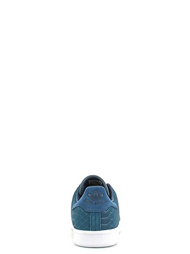 Adidas, Donna, Stan Smith Decon Blue, Pelle, Sneakers, Blu Navy