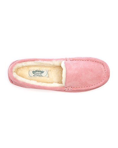 Morlands , Chaussons pour femme Rose