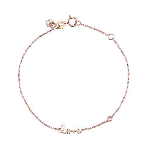 shy-by-sydney-evan-sterling-silver-rose-gold-plated-love-bracelet-with-diamond-bezel-of-17145cm