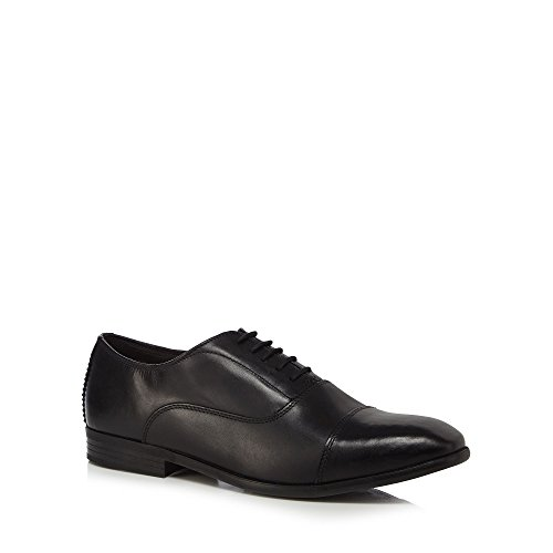 base-london-uomo-richards-waxy-cuoio-formali-oxford-scarpe-uomo-black-uk-size-12-eu-46