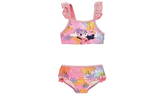 Minnie Mouse Disney Bikini (12 Monate, rosa)