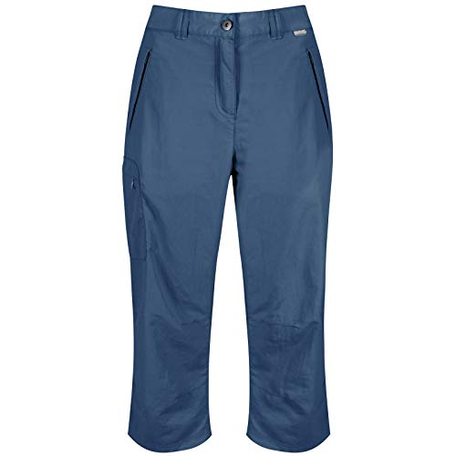 Regatta Chaska Capris Women Dark Denim Größe 18 | 44 2019 Hose Womens Dark Denim