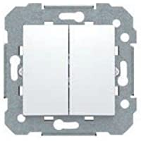 Bjc - 23510 conmutador doble viva blanco Ref. 6533010036