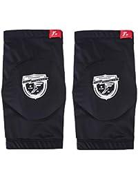 Footprint Shield Knee Sleeves Black X-Large Black 812046becea