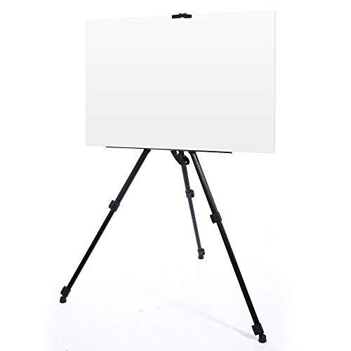 AWENAXZ Tabelle Zeichnung Klapp Staffelei Metall Stativ Display Einstellbare Malerei Staffelei Malerei Outdoor Reißbrett Halterung Zoom - Paint Zoom