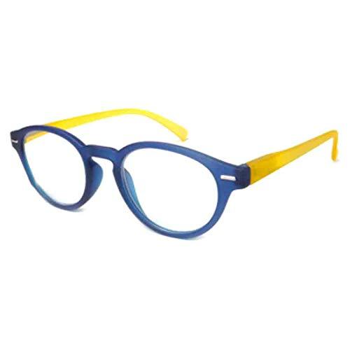 Inlefen Lesebrille Federscharnier Leser Männer Frauen Gläser zum Lesen