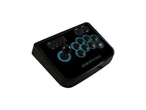 Lioncast Arcade Fighting Stick für PS2, PS3 und PC schwarz