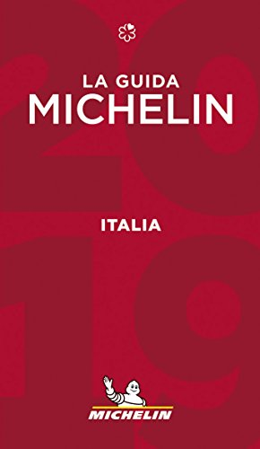 Michelin Red Guide 2019 Italy: Restaurants & Hotels