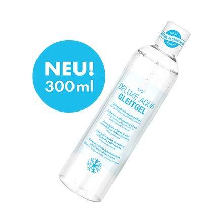 EIS, Lubricante refrescante Deluxe Aqua, efecto larga duración acuoso, 300ml