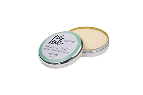 We Love The Planet Mighty Mint Natural Deo Cream