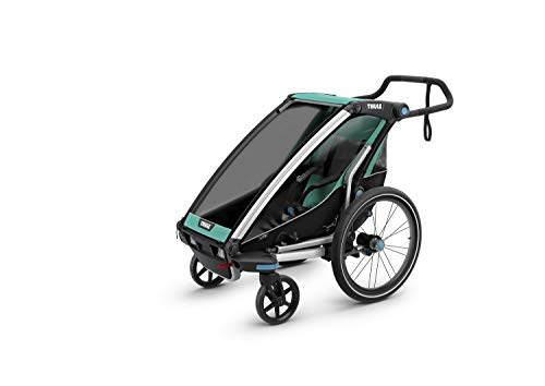 Thule Baby Lite 2 Chariot blau/Black One Size