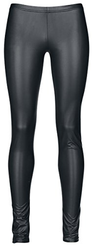 Black Premium by EMP Leatherlook Leggins Leggings nero L