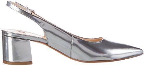 Högl 3-10 4604 7600, Sandali con Cinturino alla Caviglia Donna Argento (Silber7600)