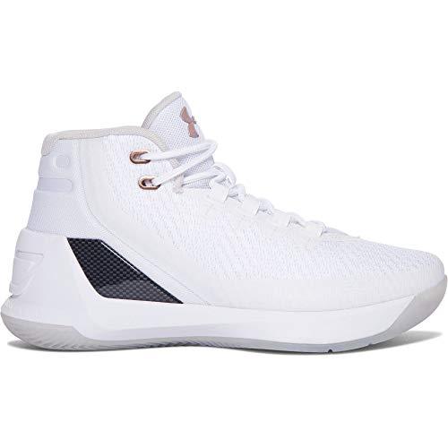 Under Armour UA BGS Lockdown 3 Chaussures de Basketball gar/çon
