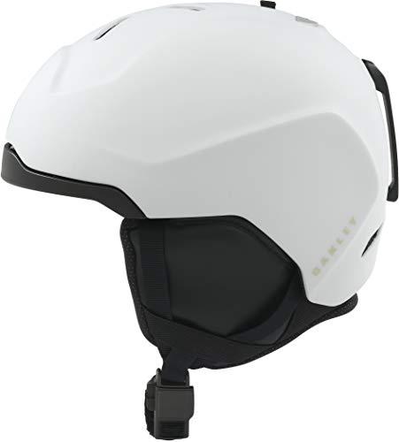 Oakley MOD3 Snow Helmet Men White Kopfumfang M | 55-59cm 2018 Snowboardhelm