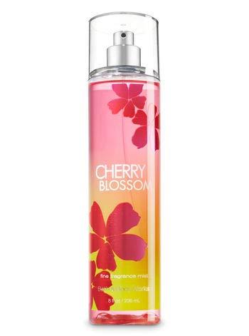 Bath & Body Works`Cherry Blossom` Body Mist 236ml NEU -