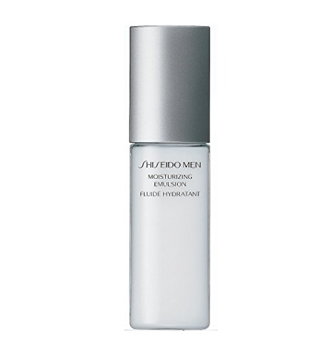 SHISEIDO Men Mosturizing Emulsion Tratamiento Diario 100 ml