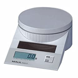Maul Briefwaage Maultronic S wei/ß bis 5kg M-1515002-AML-001