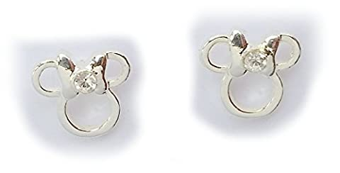 Silver Fox Silver Plated Earings (Style 60)