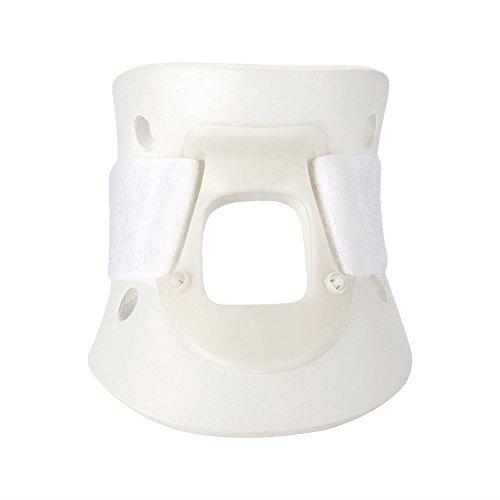 Dioct Schulter Rückenschmerzen, effektive Unterstützung Alternative schmerzlindernde Abhilfe Nackenschmerzen Passt für Mann und Frau, weiß(M(14cm))