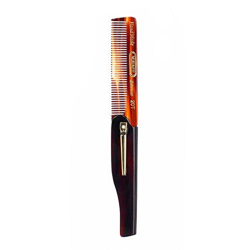Kent Brushes Peine Plegable 20T