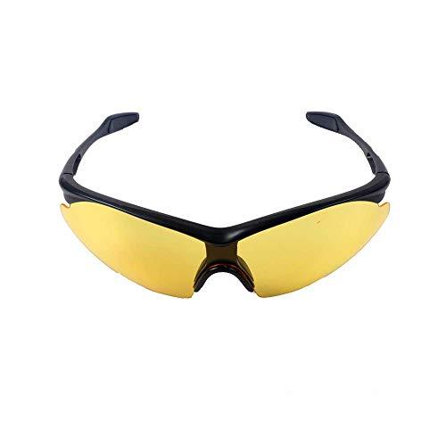 ZPATYJFG Night Car Driver Brille Nachtsicht Unisex Anti-UV-High-Definition-Vision Sonnenbrille Autofahren Anti-Brille