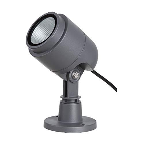 Luminaires & Eclairage/Luminaires intérieur/EC LED Lampe de Sol imperméable à l'eau LED Lampe de Projection de pelouse Autour de la Prise dans la Terre Jardin Jardin lumière Arbre lumière Arbre
