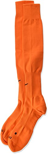 Nike U NK Classic II Cush OTC-Team Herren Socken, Mehrfarbig (Safety Orange/Black), XL
