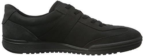 Ecco Herren Fraser Sneakers Schwarz (MOONLESS/BLACK 56327)