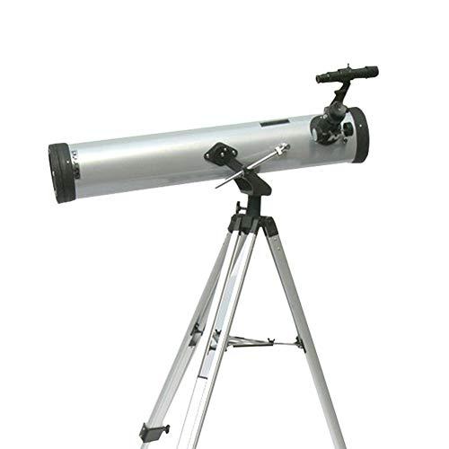 Like More Telescopio Calibre Grande 76 mm trípode