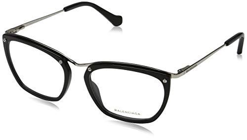 047 001-51-17-135 Brillengestelle, Schwarz, 51 ()