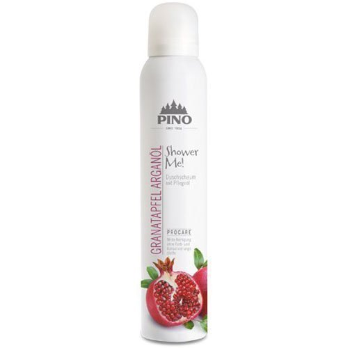Preisvergleich Produktbild Pinodor Duschschaum Granatapfel Arganöl 200 ml