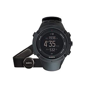 Suunto – Ambit3 Peak Black HR – Reloj GPS Negro