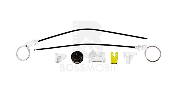 ELECTRIC WINDOW REPAIR CLIPS PACK FIX RENAULT MEGAGE FRONT RIGHT OSF