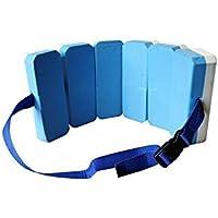 Softee Equipment 0019571 Cinturón de Flotación Aprendizaje, Blanco, S