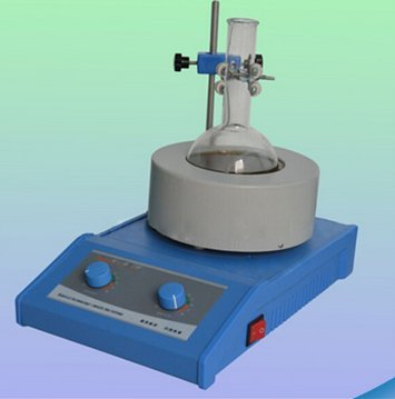 gr-tech strumento® twcl-t-5000ml temperatura regolabile agitatore magnetico riscaldamento da 220V