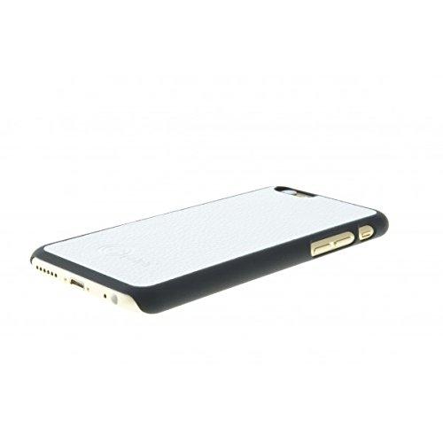 Galeli G-IP6ICLED-02 Leder Incase in weiß für Apple iPhone 6 weiß