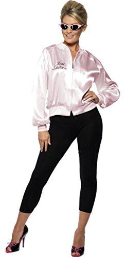 Film & TV adulti Fancy partito Pink Lady giacca per grasso da donna Top Multi X-Small
