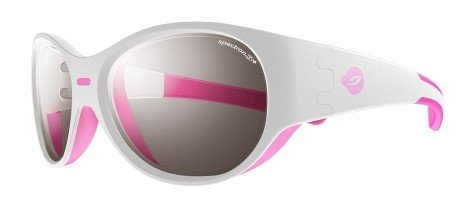 Julbo Puzzle Sonnenbrille Baby Kinder one Size Blanc/Rose Fluo
