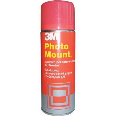 3m-photo-mount-7024-adesivo-spray-professionale-trasparente-400-ml