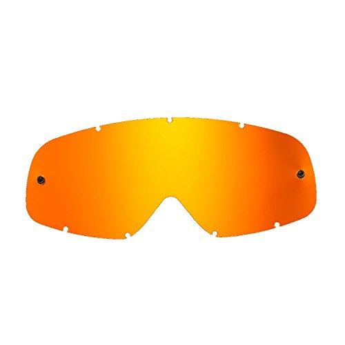 SeeCle 416151 orange ersatzgläser für masken kompatibel mit Oakley O-frame Maske