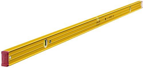 STABILA Wasserwaage Type 96-2 M, 200 cm, mit Seltenerd-Magnetsystem