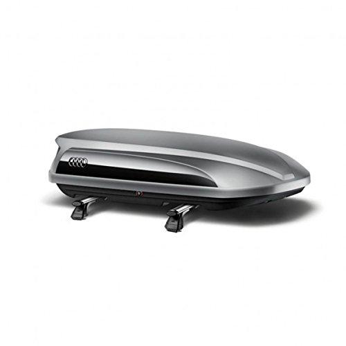 Preisvergleich Produktbild Audi Original Zubehör Ski- und Gepäckbox Dachbox 360 Liter 8X0071200