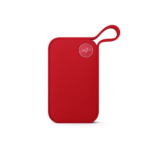 Oferta de Libratone ONE Style - Altavoz con Bluetooth y función SoundSpaces, color rojo