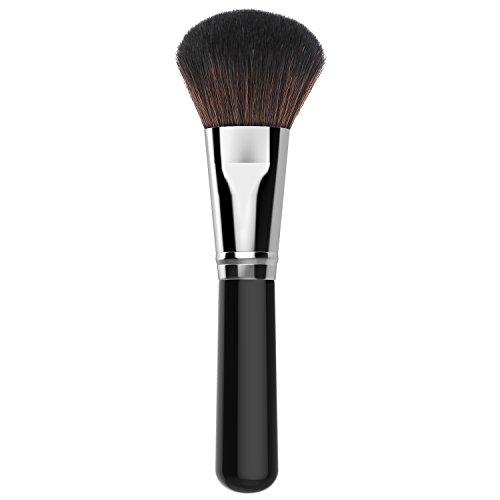 Luxspire Professional Makeup Puderpinsel, Langer Handgriff Rund Weich Schminkpinsel Gesichtpinsel...