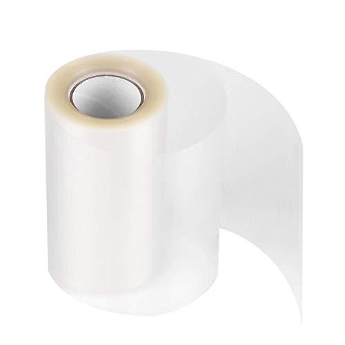Rouleau Ruban en PP Film à Chemiser Transparent Feuilles de Papier pour Cercle Pâtisserie 10M x 8 /10CM(8cm*10m)