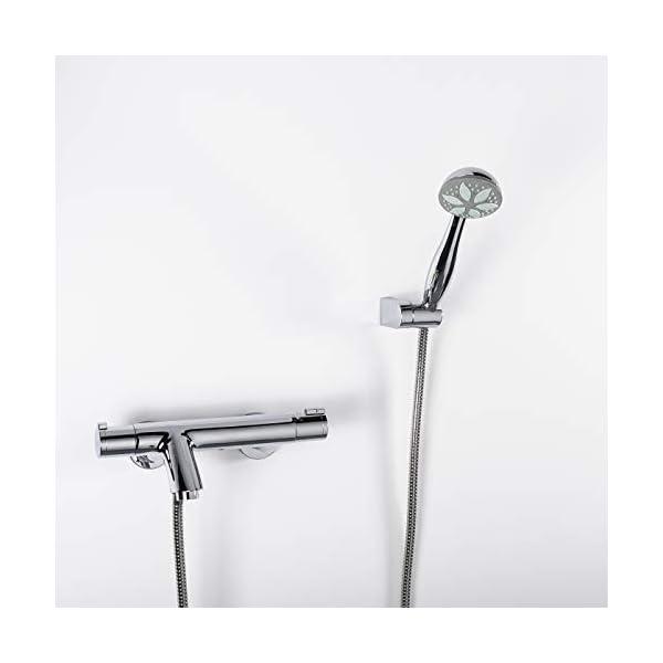 Clever 98823 Grifo termostático de baño/ducha