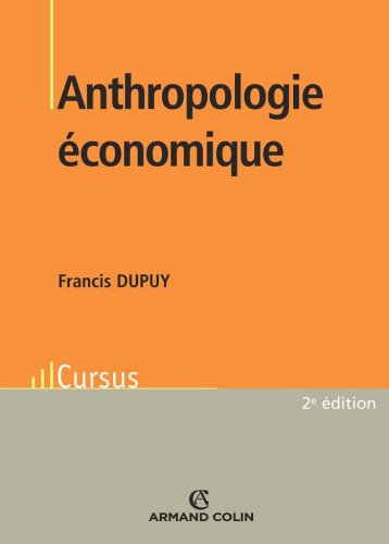 anthropologie-economique-sociologie-french-edition